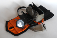 A miners day head torch