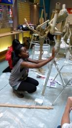 sculpting Diva