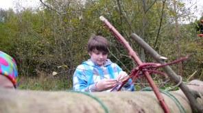 weaving roots