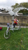 Yorkshire Festival rides the bird