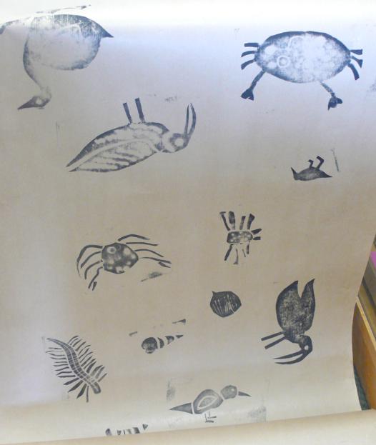 Print on paper